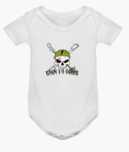 Ropa infantil born to climb baby