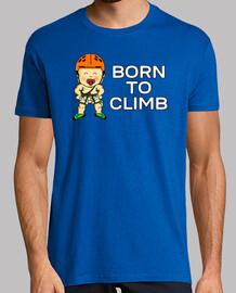 Born to climb Hombre