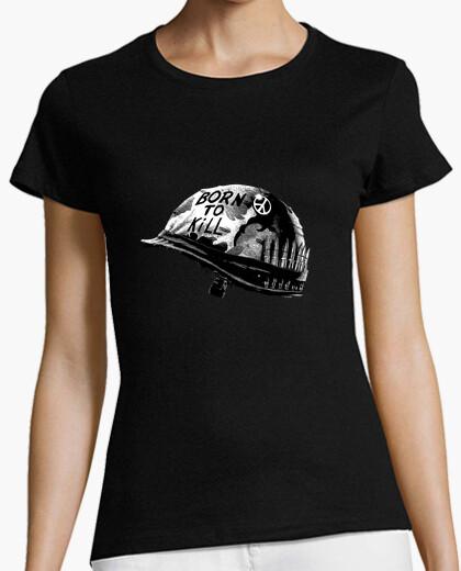 Born To Kill Full Metal Jacket Movie War T Shirt 1973621