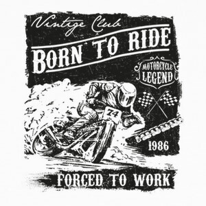 Born to Ride T-shirts