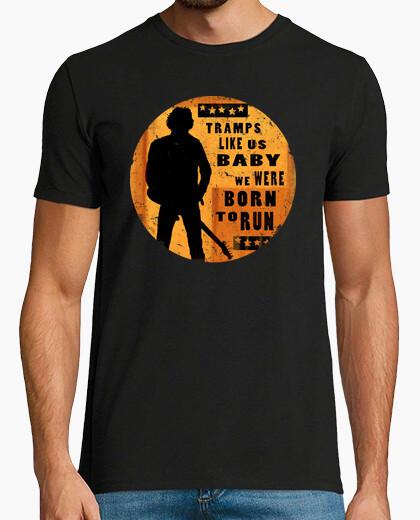 Camiseta Born To Run