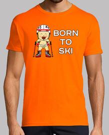 Born to Ski Hombre