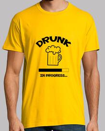 borracho: en curso ... / alcohol / part