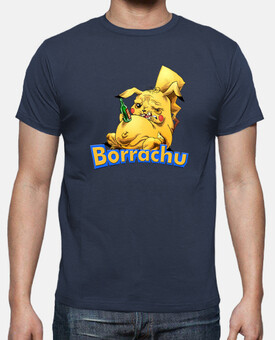 Borrachu Pikachu, Pokemon