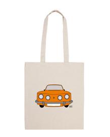 borsa arancione r8