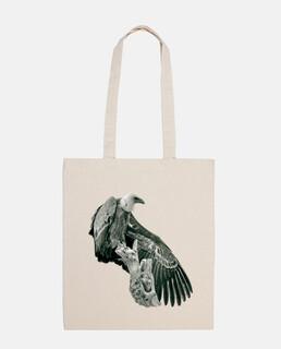 borsa avvoltoio grifone