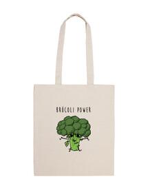 borsa broccoli power