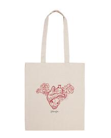borsa cuore