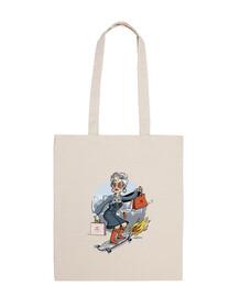 borsa dell'influenza della nonna