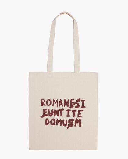 Borsa romani ite domum