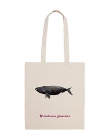 borsa tela whale atlantico