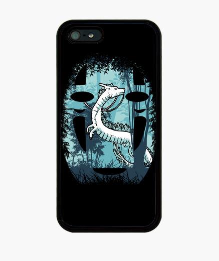 Funda iPhone bosque de espíritu