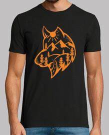 bosque de lobos