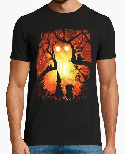 Camiseta bosque encantado