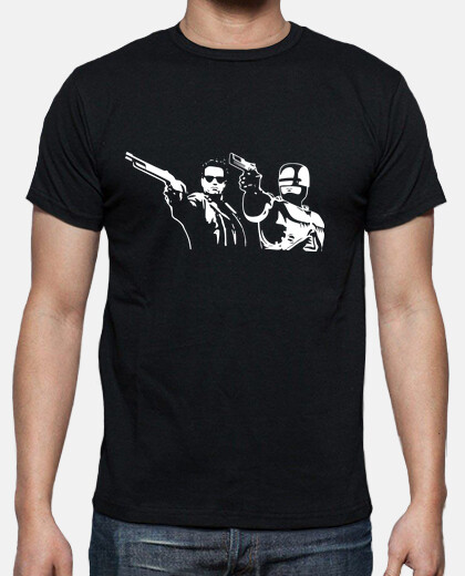 Camisetas Bot Fiction