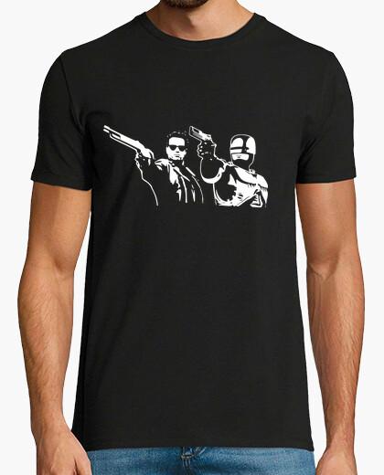 Camiseta Bot Fiction