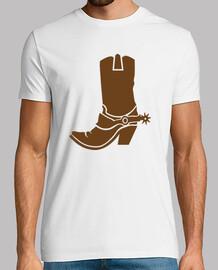 bota de vaquero