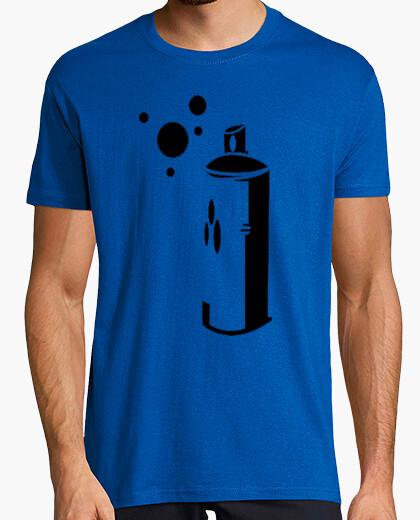 Camiseta Bote Spray