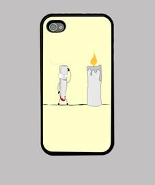 bougie envie iphone 4