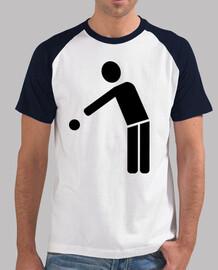 boule petanque spieler-symbol