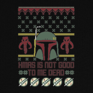Camisetas Bounty Hunter Ugly Sweater