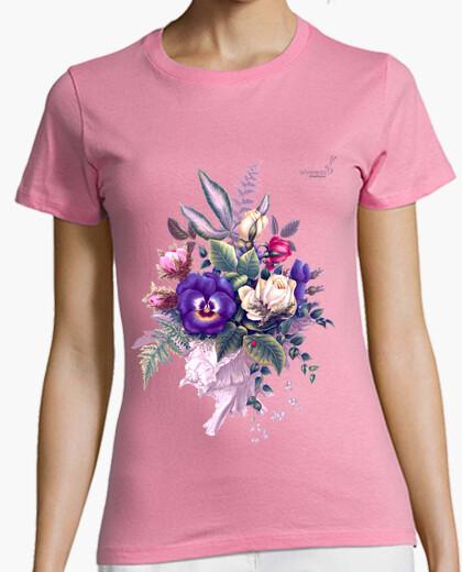 Tee-shirt bouquet