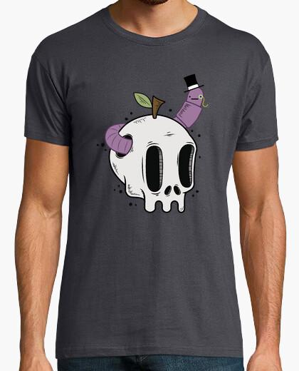 Tee-shirt bourgeois ver