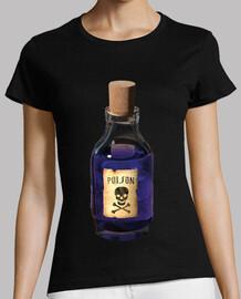 bouteille de potion dangereuse
