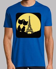 bouton de chat lune love paris