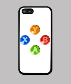boutons de xbox