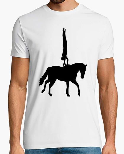 Camiseta bóveda deportes del caballo