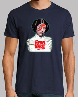 Bowie Rebel Leia