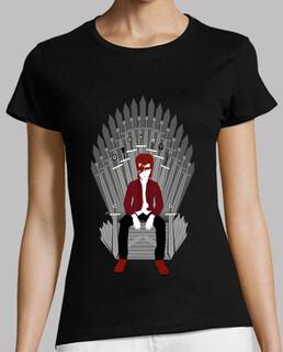 bowie trône femme