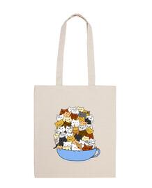 bowl cats