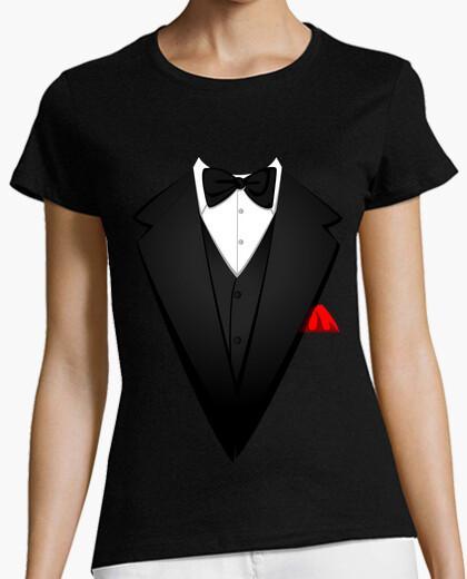 Tee-shirt bowtie