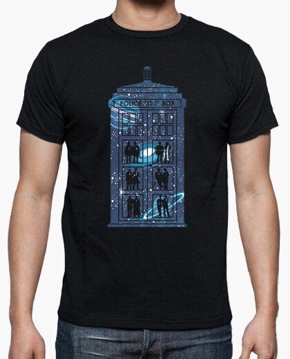Camiseta Box of Time and Space
