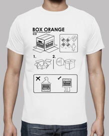 box orange ikea