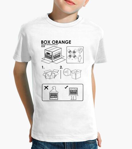 Ropa infantil Box Orange Ikea