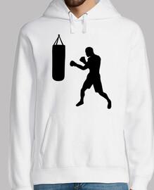 boxe punch sac ing
