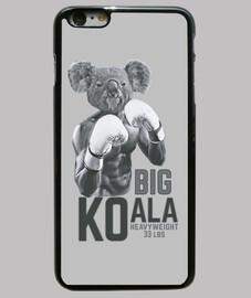 boxeador koala