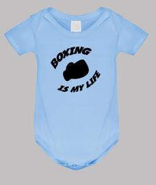 Boxeo - Boxeador - Lucha - Luchador