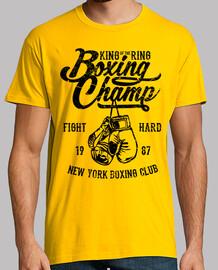 Boxeo Club Retro NY 1987 - B