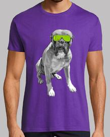 Boxer dog glasses
