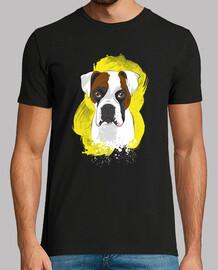 Boxer perro