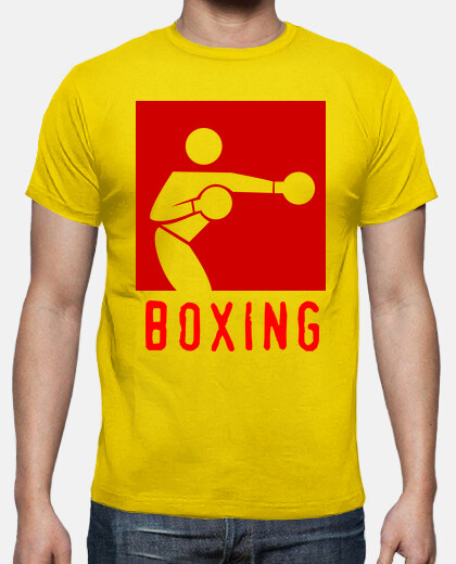 Camisetas Boxing.