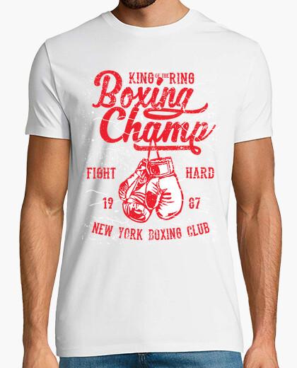 Camiseta Boxing Champ