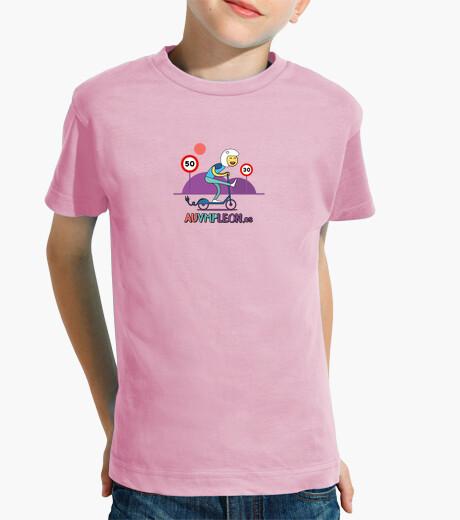 Boy's t-shirt 051-smile-1 kids clothes