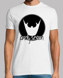 boy shirt - logo black circular dial