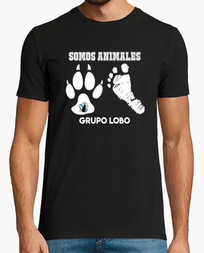 Boy t-shirt . design we are animals
