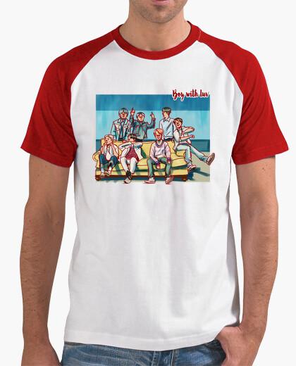 Camiseta Boy with luv